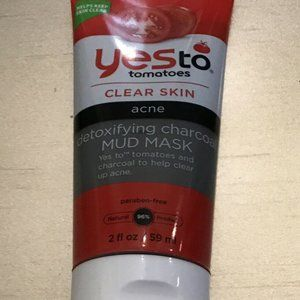 Yes To Tomatoes Clear Skin Acne Mud Mask 2oz